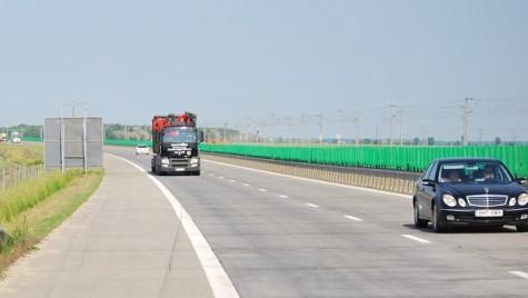 În 2018, am putea circula pe 130 km noi de autostradă