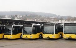 Primele modele Citaro hybridau părăsit fabrica
