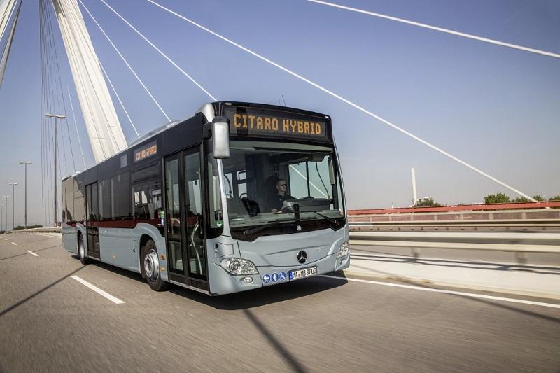 autobuze Citaro hybrid