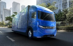 Daimler Trucks lansează conceptul de camion greu electric Vision One