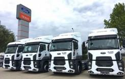 Vlase Internațional a cumpărat 16 autotractoare Ford Trucks