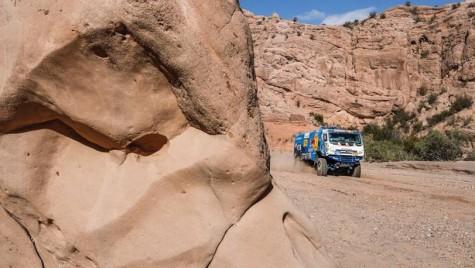 Dakar 2018: 1 secundă între primii doi clasați după 12 etape