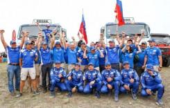 Dakar 2018: Încă o victorie pentru Kamaz