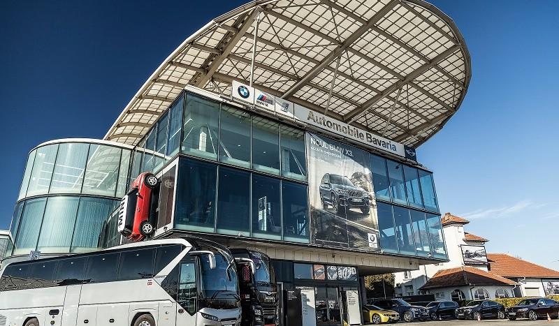 MHS Truck & Bus sediu Bavaria