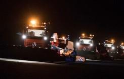 Camioane automatizate pentru deszăpezirea aeroporturilor