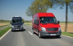 Record Mercedes-BenzVans în 2017