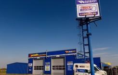 Goodyear a lansat în România conceptul hibrid Premio TruckForce