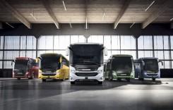 Noutățile Scania la Busworld 2017