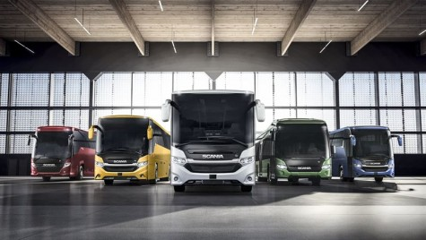Noutățile Scania la Busworld 2017