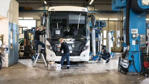 Scania Fleet Care, acum și cu garanție de disponibilitate