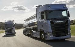Scania vrea să își reducă emisiile de CO2 cu 50%