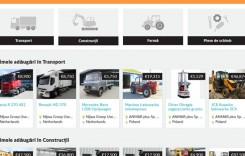 Ce mărci preferă românii pentru camioane și utilaje agricole SH