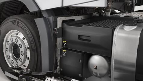 Volvo Trucks lansează un nou sistem de baterii