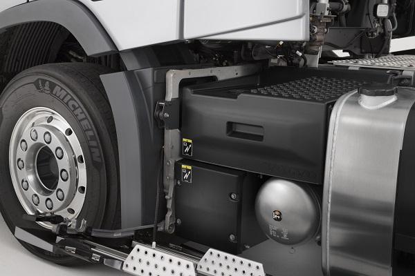 Volvo Trucks baterii