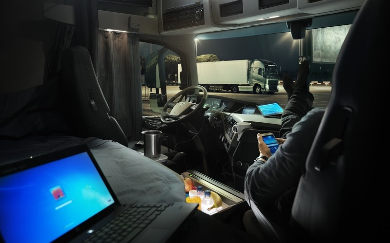 cabina camion