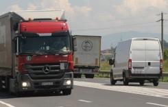 Transportul rutier, principalul serviciu de export în 2017