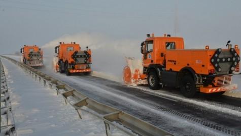Trafic: Toate drumurile naționale sunt deschise