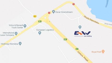 EVW Holding are o nouă locație la Pitești