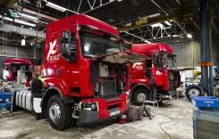 Unitate Renault Trucks pentru conversia camioanelor rulate