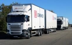Primul proiect cu plutoane de camioane multi-marcă