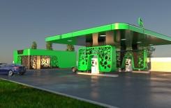Prima stație de alimentare cu CNG din București