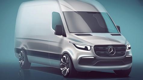 LIVE: Mercedes-Benz prezintă azi noul Sprinter