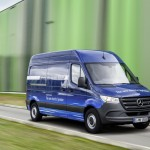 Noul Sprinter electric