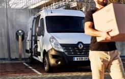 Renault lansează Master ZE
