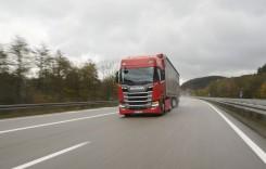 Scania a câştigat Testul de 1000 de puncte