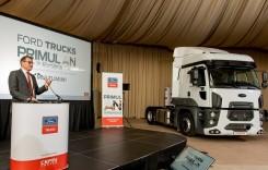 Cefin a vândut 158 de camioane Ford Trucks în 2017