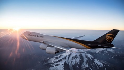 UPS expediază coletele internaționale din SUA cu o zi mai devreme