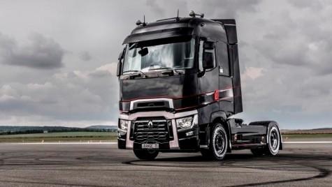 Premiu de design pentru Renault Trucks T