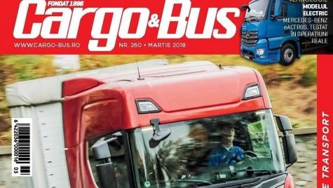 Cargo&Bus, martie 2018