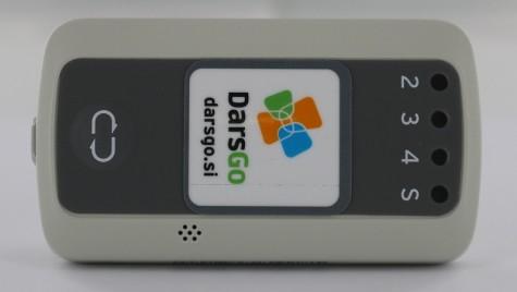 Aparatele DarsGo pentru Slovenia vor fi disponibile după 9 iulie