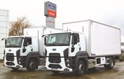 Camioane Ford Trucks pentru Vogue Trading