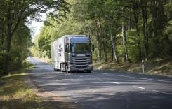 Scaniacâștigă din nou Green Truck Award