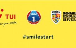 TUI TravelCenter, partener al futsalului românesc