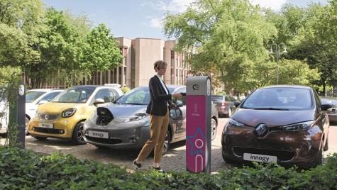 DKV, parteneriat cu innogy în domeniul e-mobilității