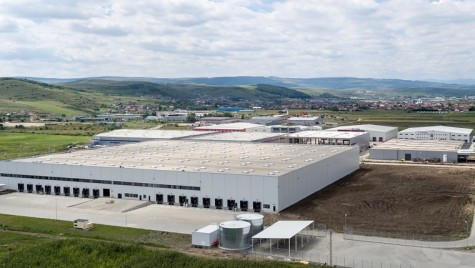 CTP a demarat lucrărilela CTPark Cluj II