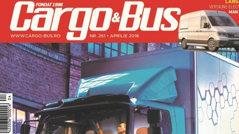 Cargo&Bus, ediția aprilie 2018