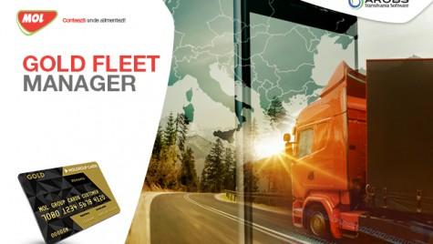 MOL România lansează serviciul Gold Fleet Manager