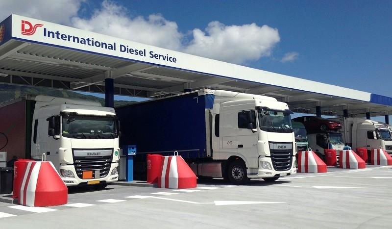 IDS camioane card alimentare motorina