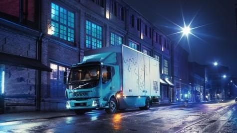Volvo prezintă primul său camion electric