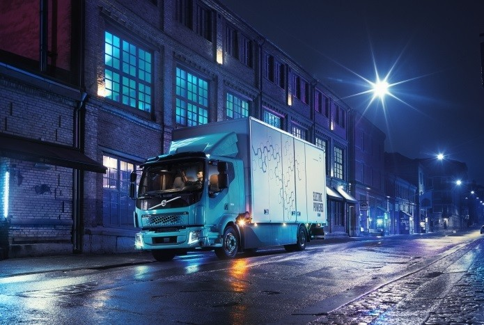 camion electric Volvo FL Electric