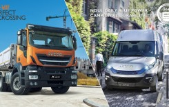Caravana Iveco – Strong by Nature