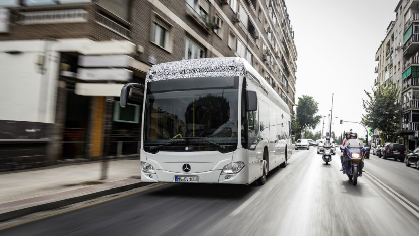 Mercedes-Benz Citaro electric