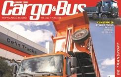 Cargo&Bus, ediția mai 2018