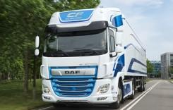 DAF va lansa versiunea CF Electric