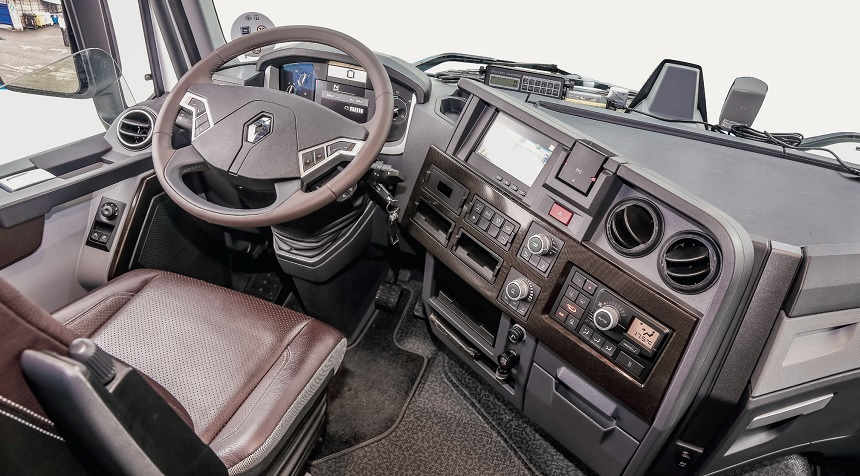 Renault T520 High MaxiSpace Interior