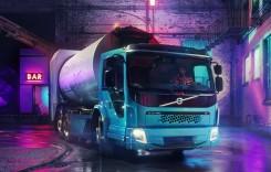 Volvo Trucks prezintă al doilea model electric: Volvo FE Electric